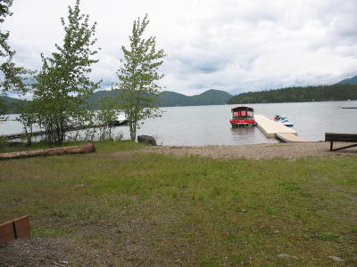 Whitefish Residential Lots & Land For Sale: Nhn Glenwood Road