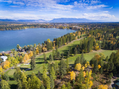 Whitefish Residential Lots & Land For Sale: 1055 State Park Road