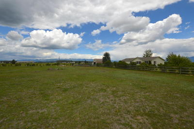 Flathead County Single Family Home For Sale: 609 Lost Creek Drive