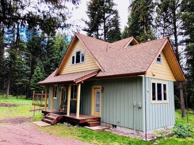 Seeley Lake Single Family Home For Sale: 721 Montana Drive