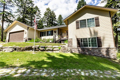 Flathead County Single Family Home For Sale: 187 Troutbeck Road