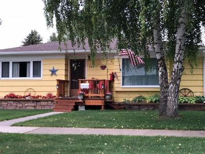 Flathead County Single Family Home For Sale: 713 7th Avenue East