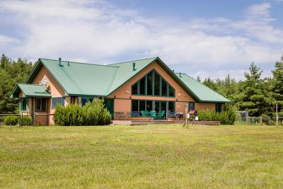 Flathead County Single Family Home For Sale: 143 River Butte Drive