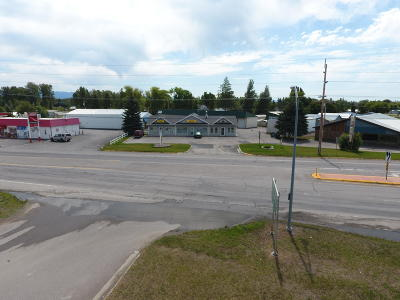 Flathead County Commercial For Sale: 1440 Mt Hwy 35