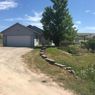 Missoula Single Family Home For Sale: 8280 Indreland Road