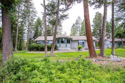Flathead County Single Family Home For Sale: 470 Political Hill Road