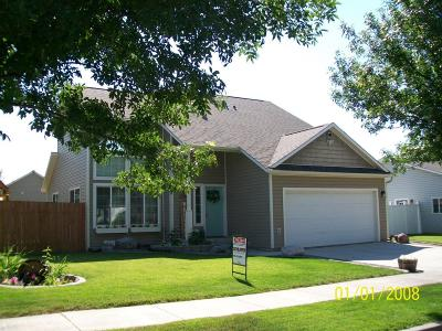 Missoula Single Family Home For Sale: 2788 Sheffield Drive