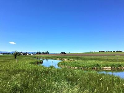 Flathead County Single Family Home For Sale: 1072&1090 Creston Hatchery Road