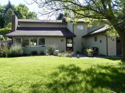 Missoula Single Family Home For Sale: 610 Overlook Way