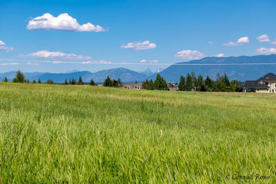 Kalispell Residential Lots & Land Under Contract Taking Back-Up : 367 Buckboard Lane
