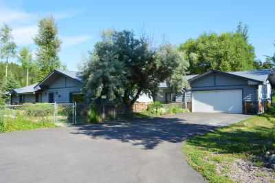 Whitefish, Olney Single Family Home Under Contract Taking Back-Up : 5630 Us Highway 93 West