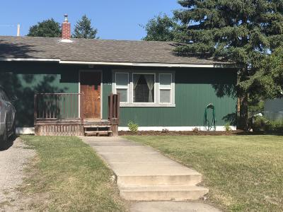 Kalispell Single Family Home For Sale: 1135 4th Avenue West