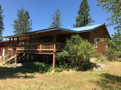 Thompson Falls Single Family Home Under Contract Taking Back-Up : 11 Ranch Lane