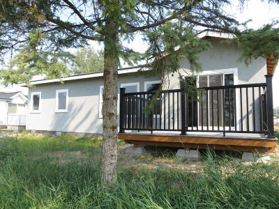 Kalispell Single Family Home For Sale: 553 Swan Mountain Village