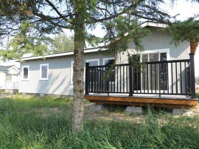 Flathead County Single Family Home For Sale: 553 Swan Mountain Village