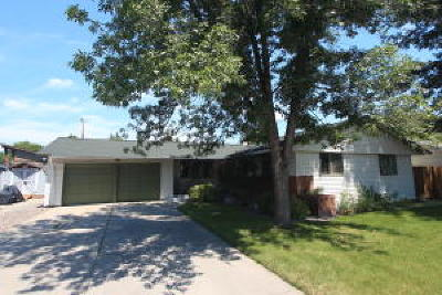 Missoula Single Family Home For Sale: 2428 South 4th Street West