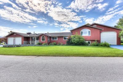 Hamilton Single Family Home For Sale: 224 Antigone Drive