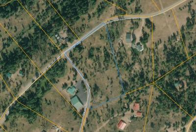 Seeley Lake MT Residential Lots & Land For Sale: $34,750