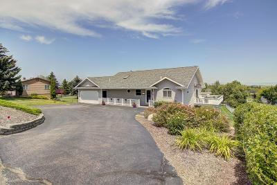 Kalispell Single Family Home Under Contract Taking Back-Up : 369 Yodelin Ridge Road