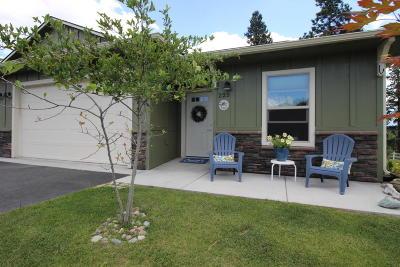 Bigfork Single Family Home For Sale: 225 Log Yard Court