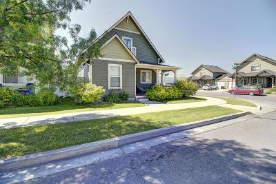 Missoula Single Family Home For Sale: 4781 Montrose Drive