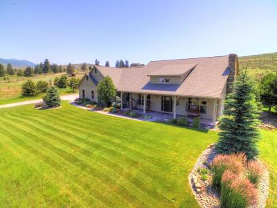 Florence MT Single Family Home For Sale: $849,000