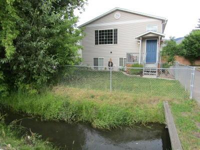 Missoula Single Family Home For Sale: 1826 Margaret Street