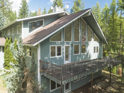 Lakeside Single Family Home Under Contract with Bump Claus: 17620 Benchmark Drive