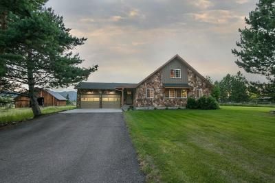 Missoula Single Family Home For Sale: 6705 Driftwood Lane