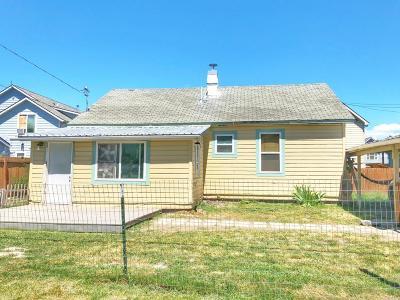 Missoula Single Family Home For Sale: 2125 West Kent Avenue