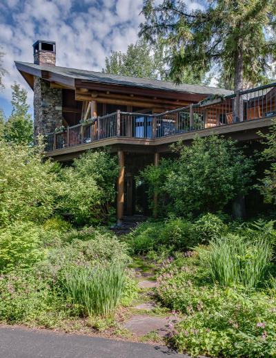 Flathead County Single Family Home For Sale: 108 South Shooting Star Circle