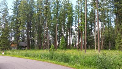 Kalispell Residential Lots & Land Under Contract Taking Back-Up : 45 Trumble Creek Loop