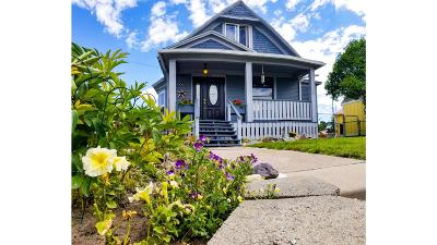 Kalispell Single Family Home Under Contract Taking Back-Up : 615 South Meridian Road