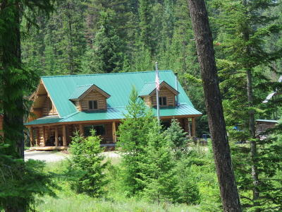 Lincoln County Single Family Home For Sale: 1776 5 Mile Creek Road
