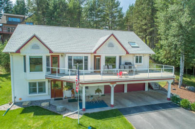 Whitefish Single Family Home For Sale: 8 Bearberry Lane