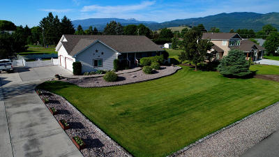 Missoula Single Family Home For Sale: 3533 North Avenue West