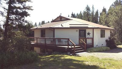 Whitefish Single Family Home For Sale: 5019 Whitefish Stage