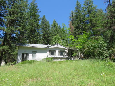 Lincoln County Single Family Home Under Contract Taking Back-Up : 1255 Kilbrennan Lake Road