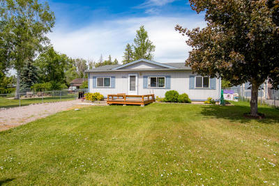 Flathead County Single Family Home For Sale: 246a Forest Drive