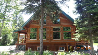 Flathead County Single Family Home For Sale: 14347 Highway 2 East