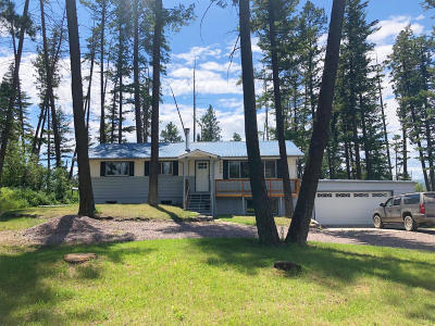 Kalispell Single Family Home For Sale: 1100 Rose Crossing