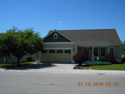 Ravalli County Single Family Home For Sale: 130 Silverberry Street