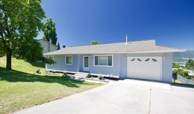 Missoula Single Family Home For Sale: 6117 Hillview Way