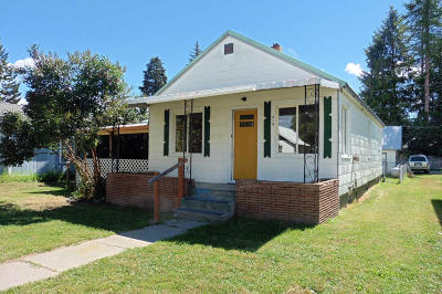 Lincoln County Single Family Home For Sale: 515 Montana Avenue