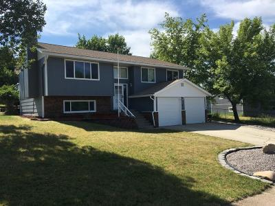 Missoula Single Family Home For Sale: 5800 Skyview Drive