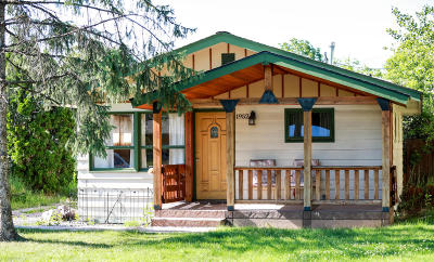 Missoula Single Family Home For Sale: 1952 South 13th Street West