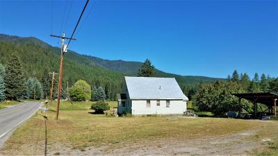 Flathead County Single Family Home For Sale: 1518 Foothill Road