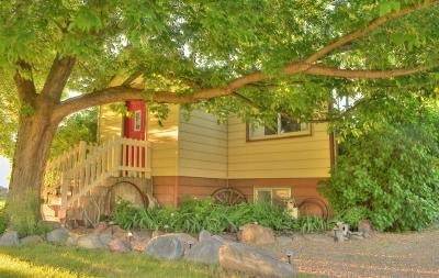 Missoula Single Family Home Under Contract Taking Back-Up : 12050 Mullan Road
