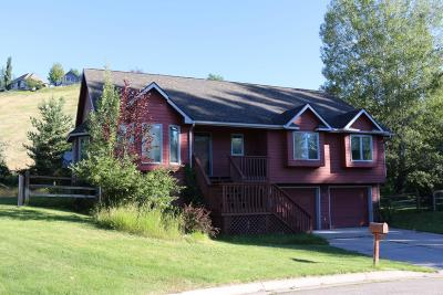 Missoula MT Single Family Home For Sale: $389,000