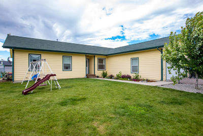 Flathead County Single Family Home For Sale: 1211 Falcon Acres Loop